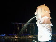 何もしないバリ島~まずはシンガポールへ~