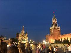 2018年ロシアW杯旅行(モスクワ)