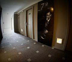 クリチバにある『ージャズをコンセプトにしたー』ホテル:Hotel Full Jazz by Slaviero Hoteis(クリチバ/パラナ州/ブラジル)