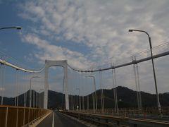 瀬戸内島巡り紀行 しまなみ海道 今治から生口島まで、岩城島往復 原付バイクツーリング