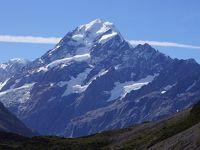 初めてのニュージーランド南島クライストチャーチ テカポ アオラキマウントクック1