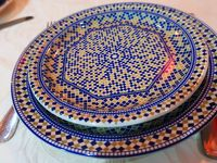幻の器との出会い!・はちみつ色の街フェズ〜色彩の王国モロッコの旅3日目�+4日目