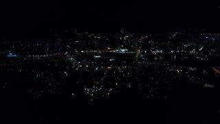 九州正月旅行5 日目 雲仙地獄・長崎夜景
