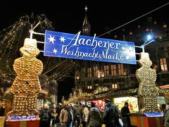 ドイツ 2018クリスマスマーケットの旅(ケルン・アーヘン)