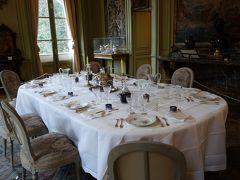 パリを歩く(4.3) ニッシム・ド・カモンド邸を見学。屋敷の豪華さより,家族の変転の歴史に驚く。