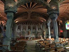 初めてのバルセロナ� カサパドリョ  コロニア グエル ピカソ美術館  カタルーニャ音楽堂でオペラ鑑賞