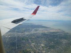 初めての カナダ旅行 ナイアガラまでの旅 往復旅行記 1 (バンクーバーまで)