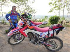 パタヤで人生初のオフロードバイク体験