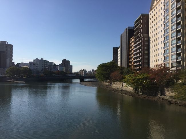 アイスショーと試合観戦で広島・名古屋へ行ってきました<br /><br />初日は広島で浅田真央さんのアイスショー<br />チケットが地元関東圏ではとれず、広島遠征となりました<br />往きの飛行機や広島駅構内には同じ目的と思われる方もいて、遠征組はほかにもいた様子。<br /><br />遠路行った甲斐がある素晴らしいアイスショーでした。<br /><br />正味一日の短い滞在でしたが、おいしい食事と自然の多い景色で広島滞在を楽しみました<br /><br />ホテルは駅から徒歩圏内の ザ・ロイヤルパークホテル 広島リバーサイド<br />2018秋に JALシティから営業が変り、新装オープンしたホテルです<br /><br />京橋川沿いの雰囲気は 原爆ドーム側とはまた違って、新しい広島を発見したような満足度の高い滞在となりました。<br /><br />