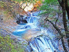 紅葉の山梨 西沢渓谷 II