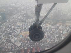 ボンバルディアDHC8-Q400に乗り仙台から伊丹へ。仙台ビール園に仙台空港ピア棟など。