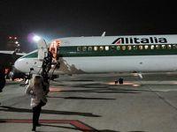 2010-11◎東京⇒ヴェネツィア◎旅の始まりは『まさかのフライトキャンセル!』