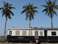 カンボジア王室鉄道に乗ってプチバカンス vol.2 シアヌークビルへの鉄路