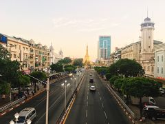 2ヶ月連続ミャンマー!ヤンゴン