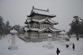 201902-01_弘前城雪燈籠まつり Hirosaki Lantren Festival (Aomori)