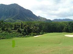 ハワイ3泊5日でゴルフ