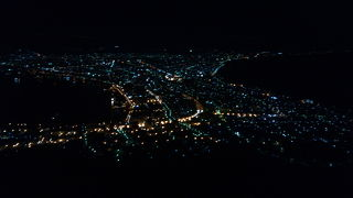 ねぶた祭り旅行4日目 函館山展望台・キラリス函館