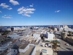 「サヘルの真珠」チュニジア第三の都市スースとマトマタ