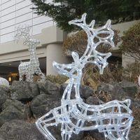 軽井沢のマリオットホテルの温泉でまったり