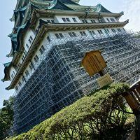 あ〜、名古屋城......何故だか、今、工事中なんだわぁ〜これが.....#1(名古屋城/名古屋/愛知県)