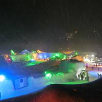 2019 爺とお嬢の北海道 層雲峡温泉