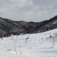 ばんけいスキー場 スキー旅行記
