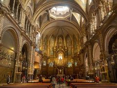 '18-'19 スペイン07 : バルセロナから日帰りでカタルーニャの聖地モンセラットへ。黒いマリア様に会う