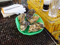 東北がオラを呼んでいる。前半 石巻で牡蠣を食べよう。(かき小屋渡波)