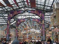 5歳のプリンセスと行く2月の東京ディズニーランド一泊二日