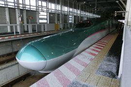 新幹線で函館に行こう