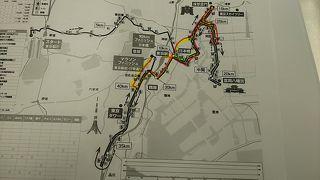 東京マラソンに当たった!走らねば!と思ったが練習もままならずここまで来てしまった(..)とりあえず試走だわ、と