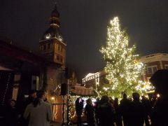Day 4-3 冬のバルト三国旅行記(リガのクリスマスマーケット)