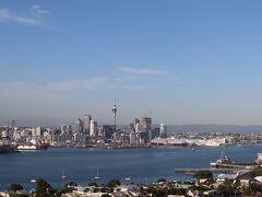 初めてのニュージーランド、2泊の旅(1) オークランド周辺の散策