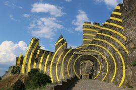 南仏の美しい村とラヴェンダー畑を巡る旅(5)歴史的城塞都市《カルカソンヌ》☆Carcassonne
