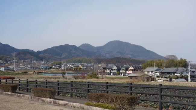 竹内街道を行く