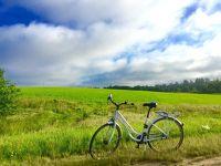 世界遺産「シュトルーヴェの測地弧」に自転車で行ってきた