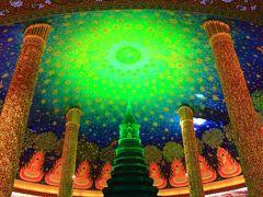 香港ミャンマー陸路旅A15■バンコクのインスタ映え寺院を見に行く