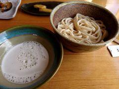 長野県坂城町の郷土料理「おしぼりうどん」を食べてきました。