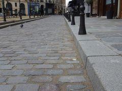 パリを歩く(5.5) 土曜日の昼下がりは,セーヌ河畔のブキニスト巡りと,ドーフィン公園のお散歩。