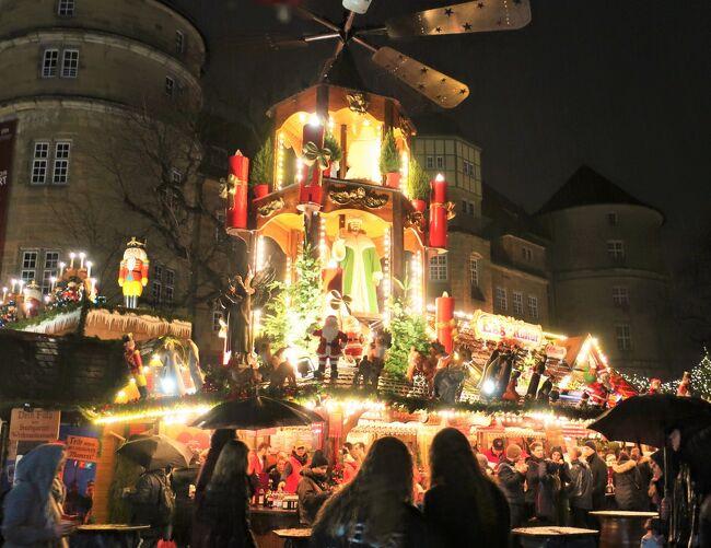 ドイツ 2018クリスマスマーケットの旅(シュトゥットガルト・ミュンヘン)