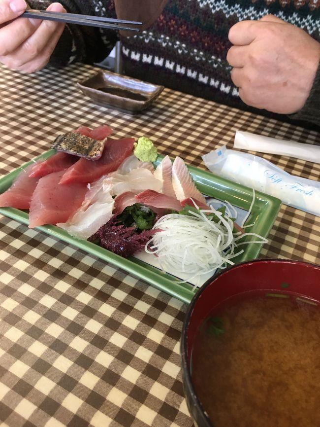 2019年2月21日、以前より行ってみたかった鳥羽の◯八食堂さんに行きました。<br />お目当てのの蒸し牡蠣と刺身定食。ごちそうさまでした。大満足です。