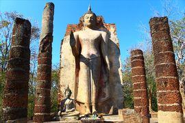 香港ミャンマー陸路旅A19■スコータイ遺跡を歩き回る
