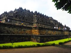 2018インドネシア旅行 ボロブドゥール&プランバナン