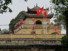 2019早春、ベトナムとラオスの旅(2/28):2月12日(2):ハノイ(2):タンロン城址、大砲、国会議事堂、ホーチミン廟