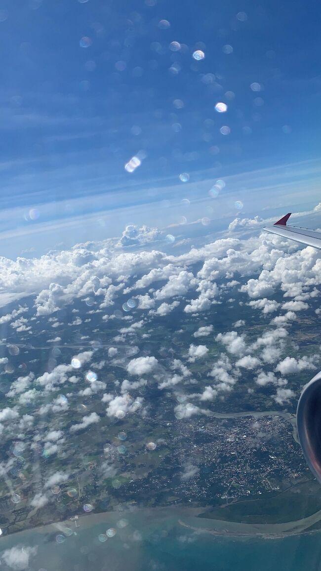 ボラカイ島雨季だったけど楽しかった!ありがとう!<br /><br />セブ島へ飛びます!