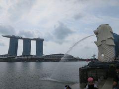 シンガポール@2019 Day 2(富の泉・マーライオン公園・S.E.A. Aquarium・ナイトサファリ)