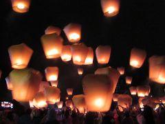2019 今年も台湾平渓天燈祭に行って来ました。2