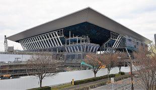 【東京散策96-1】 来年にせまった東京2020オリンピック・パラリンピック会場の建設状況を見てみた 《アクアティクスセンター~選手村》