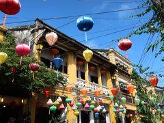 ベトナムの古都ホイアン