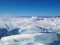 真冬のシベリア一人旅1(オリホン島までの道)